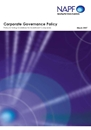 Corporate Governance Policy and Voting Guidelines for Investment Companies - Mar 2007