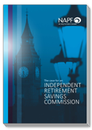 The case for an Independent Retirement Savings Commission