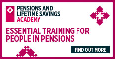 Pensions and Lifetime Savings Academy