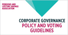 Policy and voting guidelines