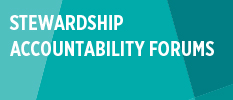 Stewardship Accountability Forum