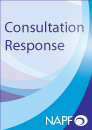Response to consultation cover